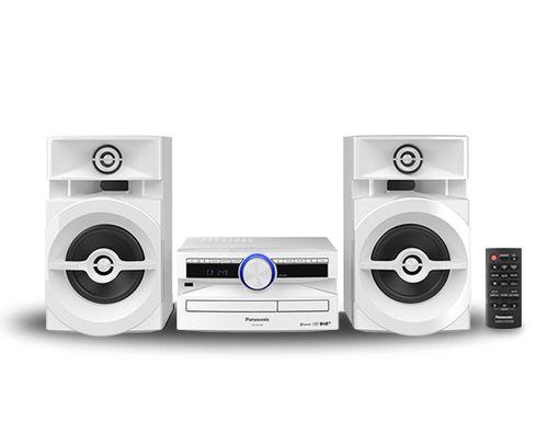 Comprar  - Mini Hifi Panasonic SC-Ux104EG-W Branco