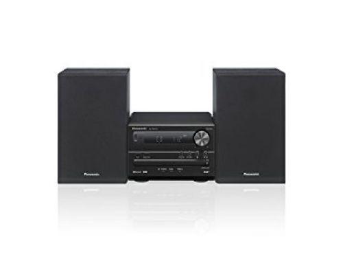 Comprar  - Mini Hifi Panasonic SC-PM254EG-K black