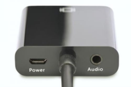 DIGITUS HDMI A para VGA Converter