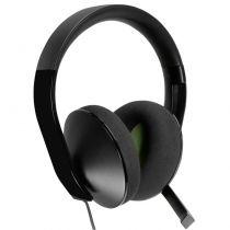Accessori XBOX - Microsoft Xbox One Stereo Cuffia black