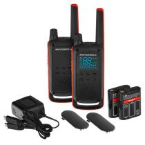 Revenda Walkie Talkies Motorola - Pack de 2 Walkie Talkies Motorola T82 Extreme , PMR446