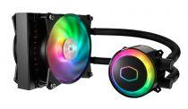 Coolers - Cooler Master MasterLiquid ML120R RGB, low profile dual cham