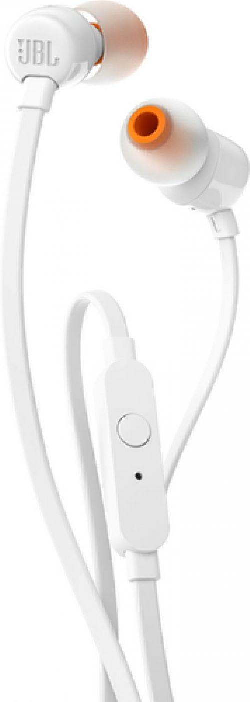 Comprar  - JBL IN-EAR Auscultadores T110 Branco