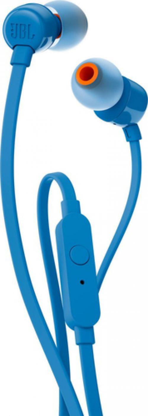 Comprar  - JBL IN-EAR Auscultadores T110 BLUE