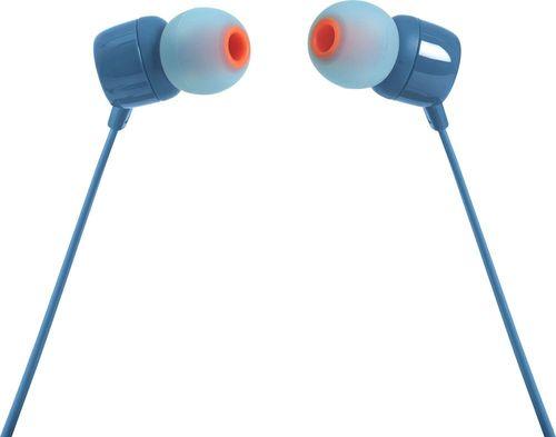 JBL IN-EAR Auscultadores T110 BLUE