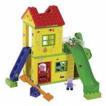 Revenda Outros brinquedos / jogos - BIG PlayBIG Bloxx Porquinha Peppa Peppa Play House
