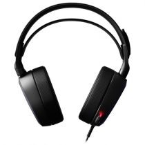 Cuffie Gaming - Cuffia Gaming SteelSeries Arctis Pro + GameDAC Nero