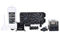 Cooling - Alphacool Gaming Copper 30 2x120mm Water cooling | 27,7 dB
