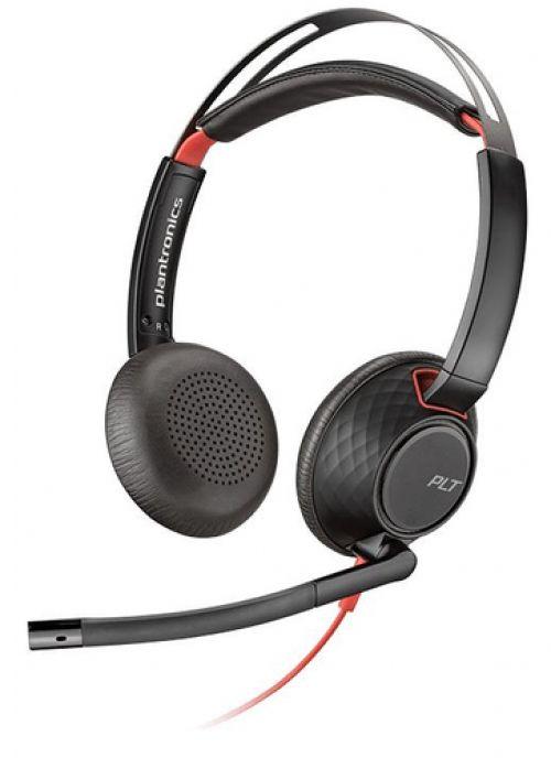 Comprar  - Auricular Plantronics Blackwire 5220 | black, jack, USB-C