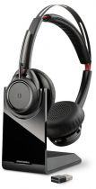 Comprar Auriculares - Auricular Plantronics Voyager Focus UC B825-M | black, incl. Dockingst