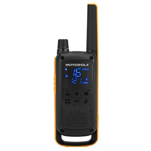Walkie Talkies Motorola TLKR T82 Extreme Quad