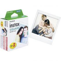 Revenda Filmes para câmaras instantâneas - 1x2 Fujifilm Instax Square Film