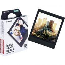 Pellicole istantanee - Fujifilm Instax Square Film Nero Frame