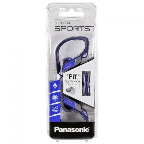 Comprar  - Auscultadores Panasonic RP-HS35ME-A blue