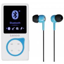 Lettori MP3 Lenco - Lenco XEMIO-668 8GB blue