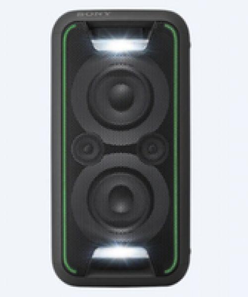 Coluna Som Sony GTK-XB5B DJ All-in-one  black
