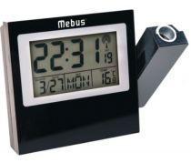 Revenda Relógios Parede - Mebus 42424 Projection Alarm Clock