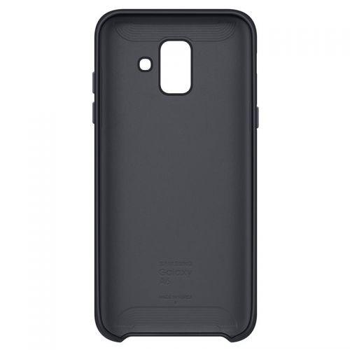 Capa Samsung Dual Layer para Galaxy A6 2018 Preto (EF-PA600CBEGWW)