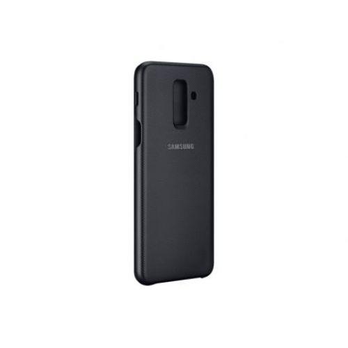 Capa Samsung Flip para Galaxy A6 Plus 2018 Preto EF-WA605CBEGWW
