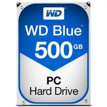 Hard disk interni - Hard disk interni WD Blue 500GB 3.5´´ - SATA 6Gb/s - 5400 rp