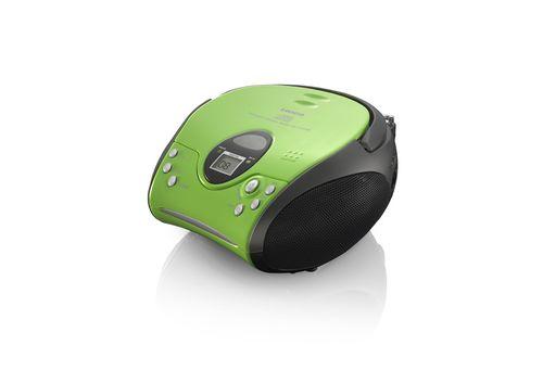 Comprar  - Radio CD Lenco SCD-24 green/black