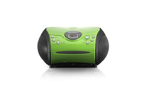 Radio CD Lenco SCD-24 green/black