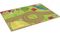 Revenda Figuras Animais - Schleich Farm World 42442 Farm Playmat