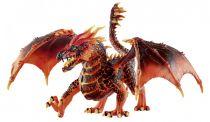 Revenda Figuras Animais - Schleich Eldrador Creatures Lava Dragon 70138