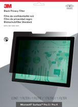 Protezzione Schermo - 3M PFTMS001 Filtro schermo per Microsoft SurfacePro 3 / 4 L