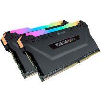 Memorie Desktop - Corsair DDR4, 3200MHz 16GB 2 x 288 DIMM, Unbuffered, 16-18-1