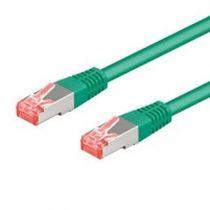 Cavi Ethernet - DIGITUS Cavo S-FTP CAT6A LSOH VERDE (FULL