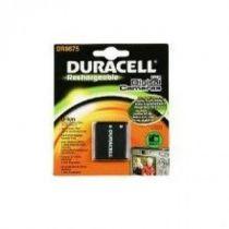 Batterie per Fuji - Batteria Duracell Li-Ion Batteria 770 mAh per Fujifilm NP-50