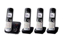 Revenda Telefones DECT sem Fios - Telefone Panasonic KX-TG6824GB