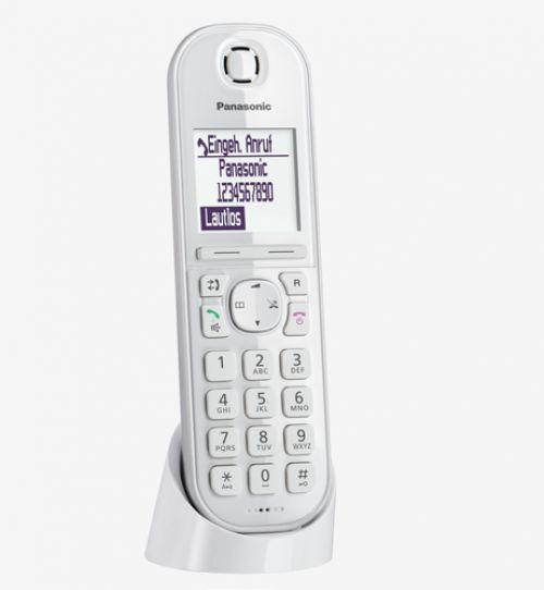 Comprar  - Telefone Panasonic KX-TGQ200GW Branco