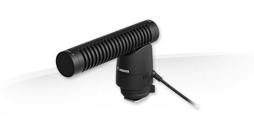 Comprar  - Microfone Canon DM-E1 Stereo Microphone