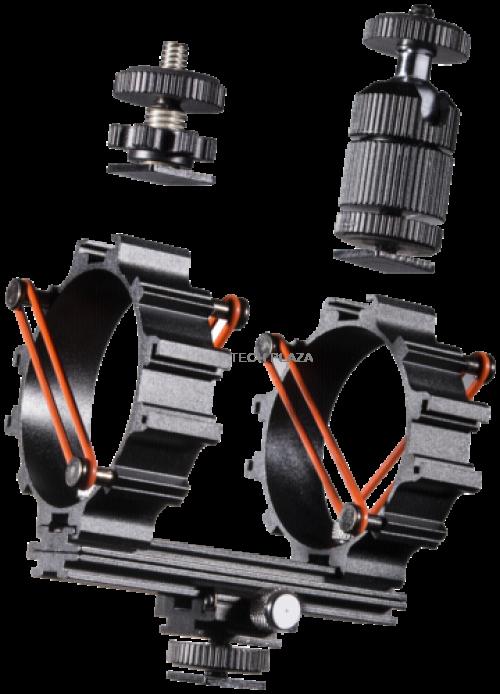 Comprar  - walimex pro Microphone holder + accessory rails