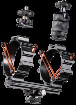 Accessori Suono - walimex pro Microphone holder + accessory rails