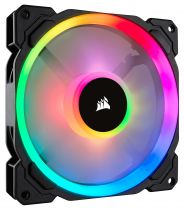 Revenda Outros Componentes - Corsair LL Series, LL140 RGB, 140mm Dual Light Loop RGB LED PW