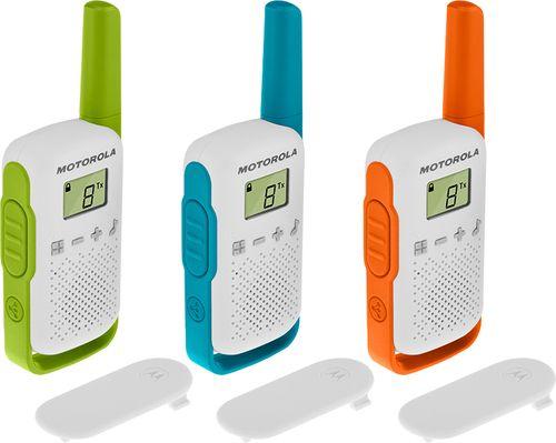 Comprar  - Walkie Talkies Motorola TALKABOUT T42 Triple