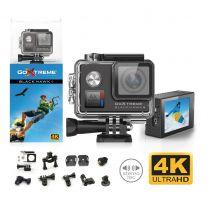 Videocamara Action - Action Camera GoXtreme Nero Hawk+