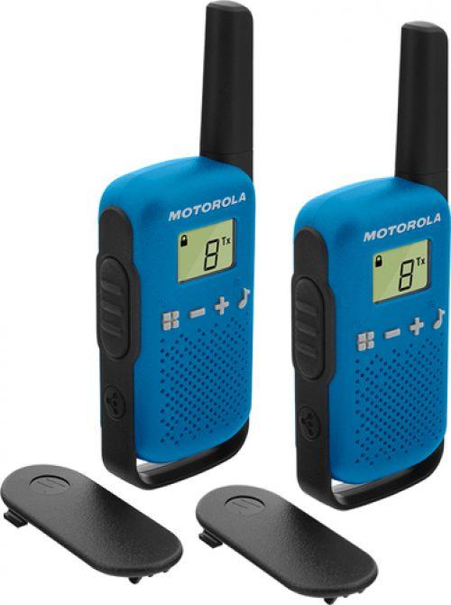 Comprar  - Walkie Talkies Motorola TALKABOUT T42 blue
