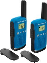 Walkie Talkies Motorola - Walkie Talkies Motorola TALKABOUT T42 blue