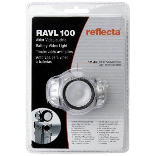 Comprar  - Iluminador Reflecta RAVL 100 LED Video Light