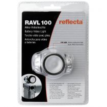 Comprar Iluminação Video - Iluminador Reflecta RAVL 100 LED Video Light