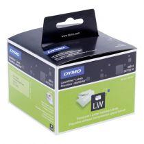 Carta - Dymo Adress-Labels big     99013 36 x 89 mm transp. 260 piec