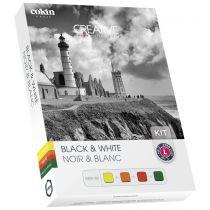 Filtro Cokin - Filtro Cokin U400-03 black & Bianco Kit + 4 Filters