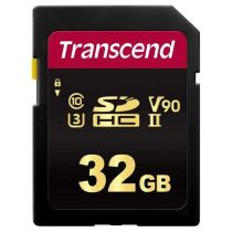Secure Digital SD - Transcend SDHC 700S         32GB Class 10 UHS-I U3 V90