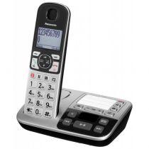 Telefoni cordless DECT - Telefono Panasonic KX-TGE520GS+ answering machine