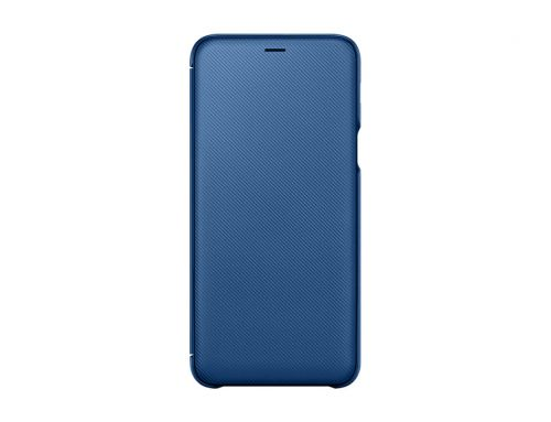 Comprar  - Capa Samsung Flip Wallet para Galaxy A6 Plus 2018 AzulEF-WA605CLEGWW