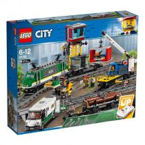 Lego - LEGO City 60198 Cargo Train